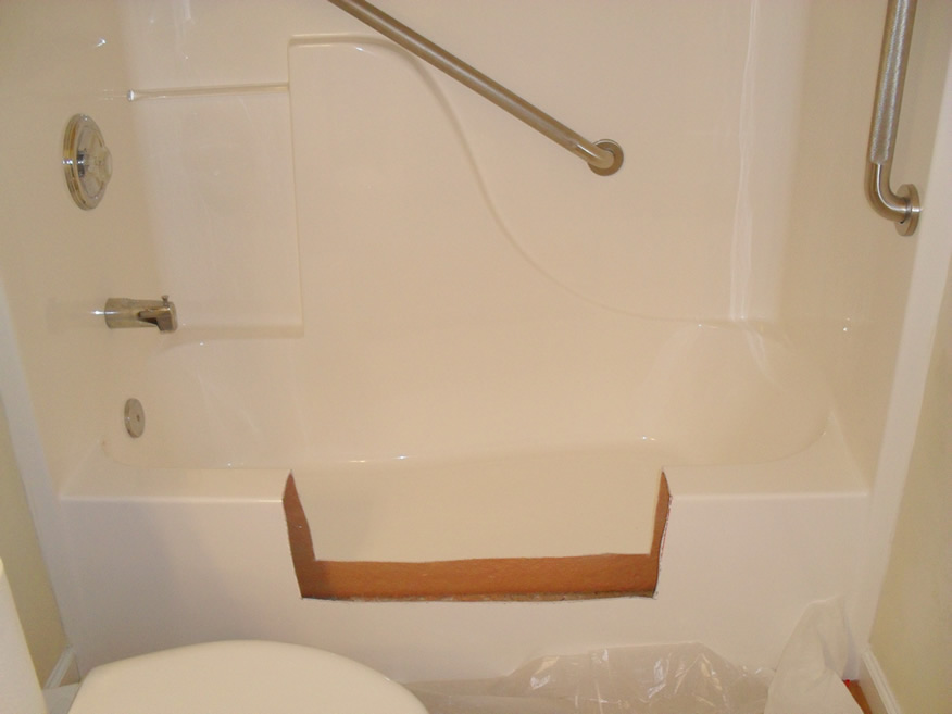 Safeway Step Accessible Bathtub Conversion