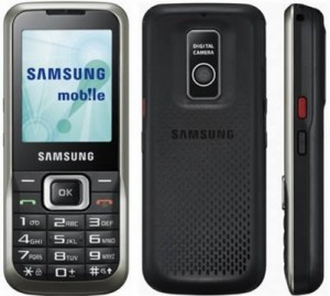 Samsung C3060R senior cellphone