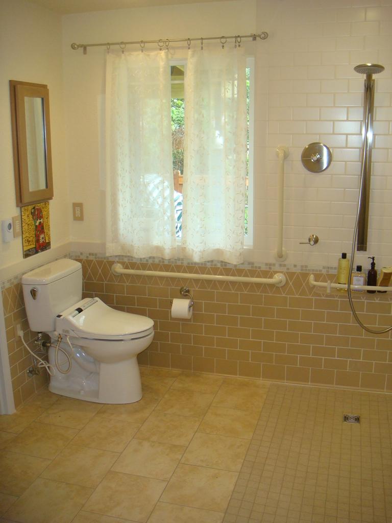 Bathroom Remodeling Photos. Howard Chermak   Elderly Parents Bathroom Remodel   Aging in Place