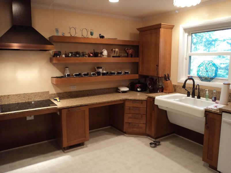 Kitchen Island With Stove And Sink