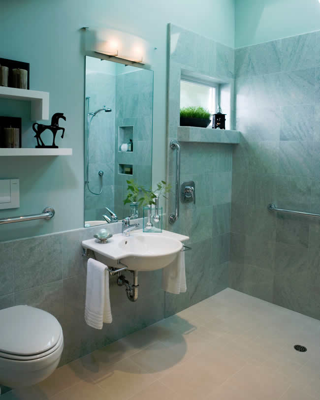 8 Small Bathrooms That Shine | Home Remodeling on Amazing Small Bathrooms  id=16740