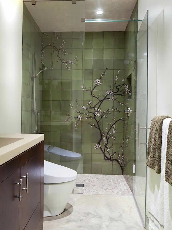 Merveilleux Small Bathroom Design   Cairn Construction, Inc, San Francisco, CA