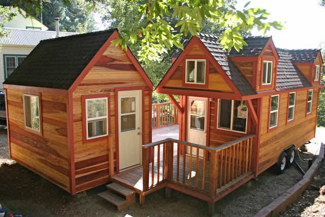 Tiny house movement small homes for aging in place for Tiny house floor plans for sale