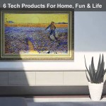 6 Tech Products For Home, Fun & Life