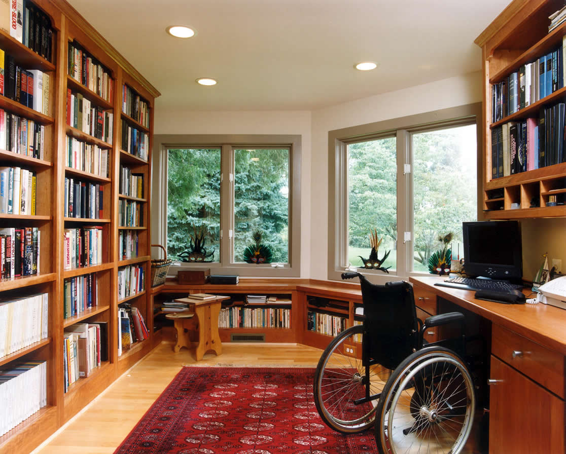 Universal design remodeling mark scott cabin john md Universal design home plans